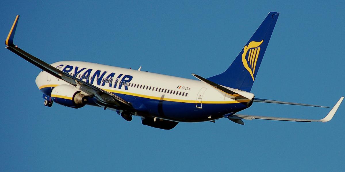 U Zagreb sletio prvi zrakoplov Ryanaira