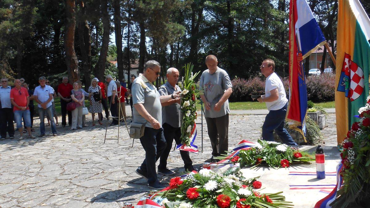 Iskazano poštovanje prvim bjelovarskim partizanima i hrvatskom antifašizmu