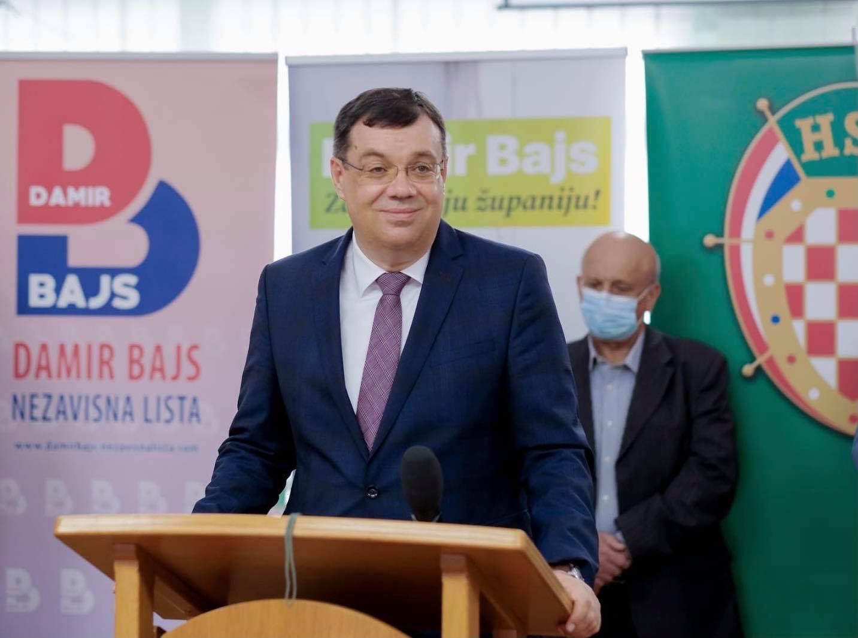 Bajs prisegnuo, ostali zastupnici iz BBŽ i župan otkrili što očekuju od njega
