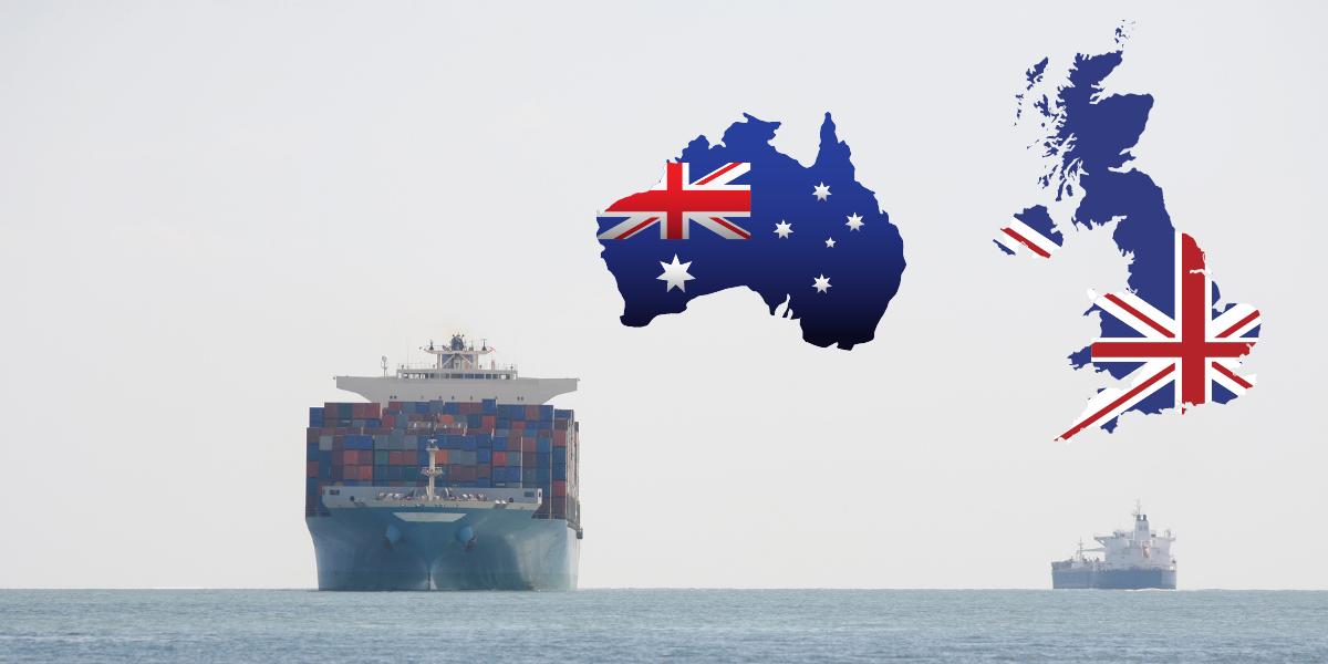 Britanija i Australija dogovorile trgovinski sporazum
