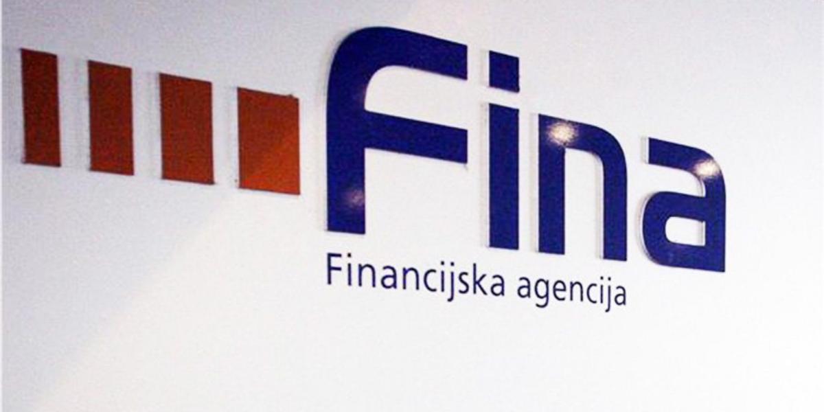 FINA neslanje kažnjava sa do 100.000 kuna
