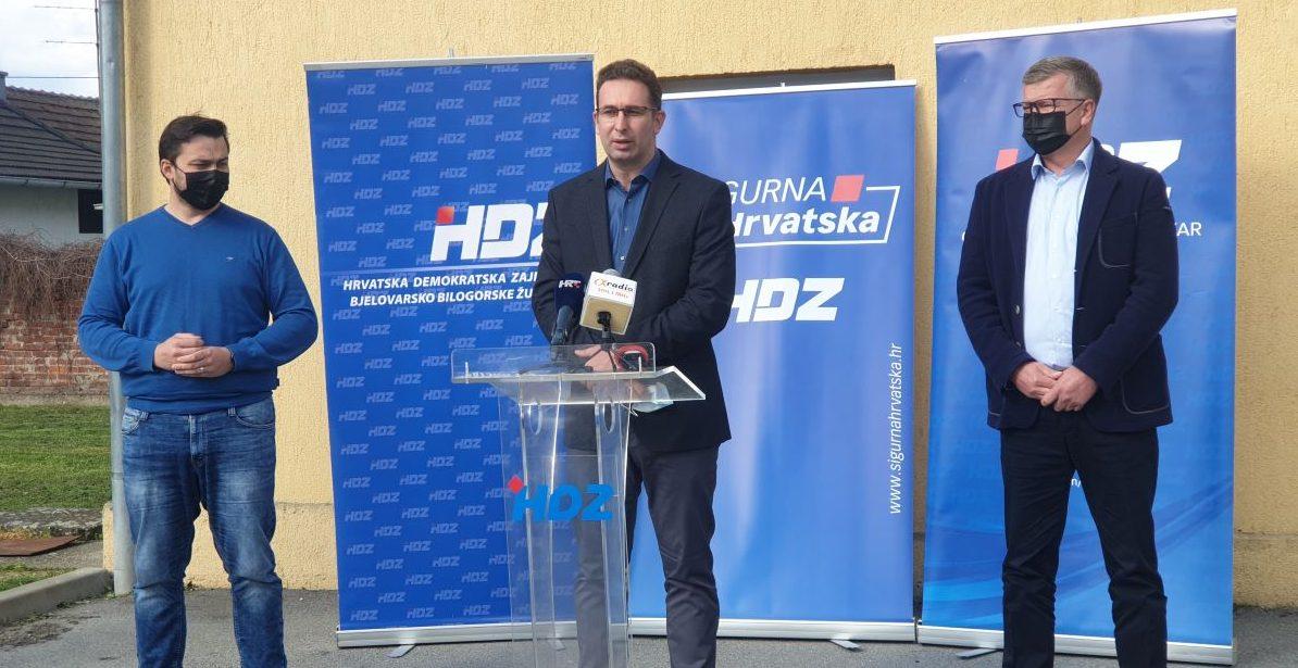 Tko će odgovarati za povijesni neuspjeh HDZ-a u Bjelovaru?