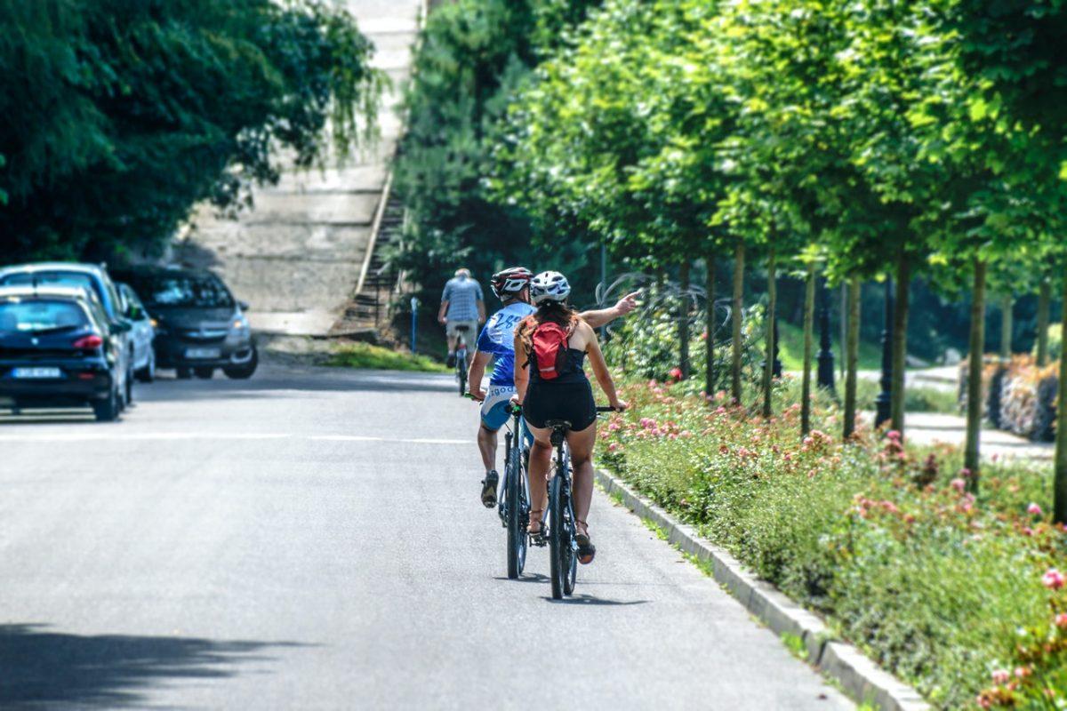 Najava županijske akcije na prekršaje biciklista
