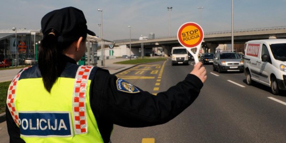 Policija u pojačanom nadzoru prometa