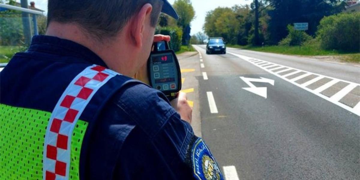 I ovog vikenda policija će nadzirati vožnju na prometnicama