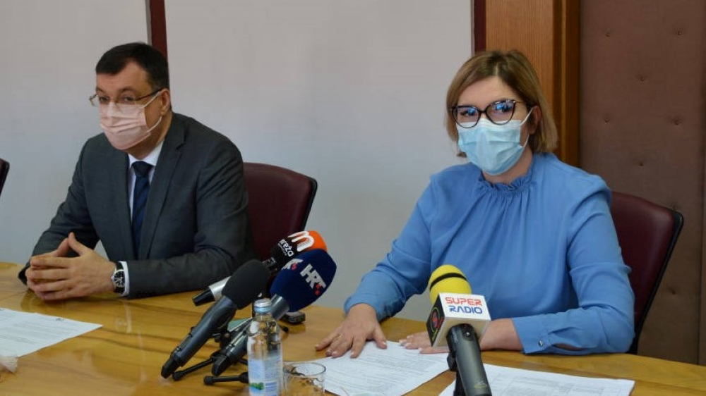Je li prezentacija ravnateljice JURE Slobodanke Čalić prva ili posljednja?