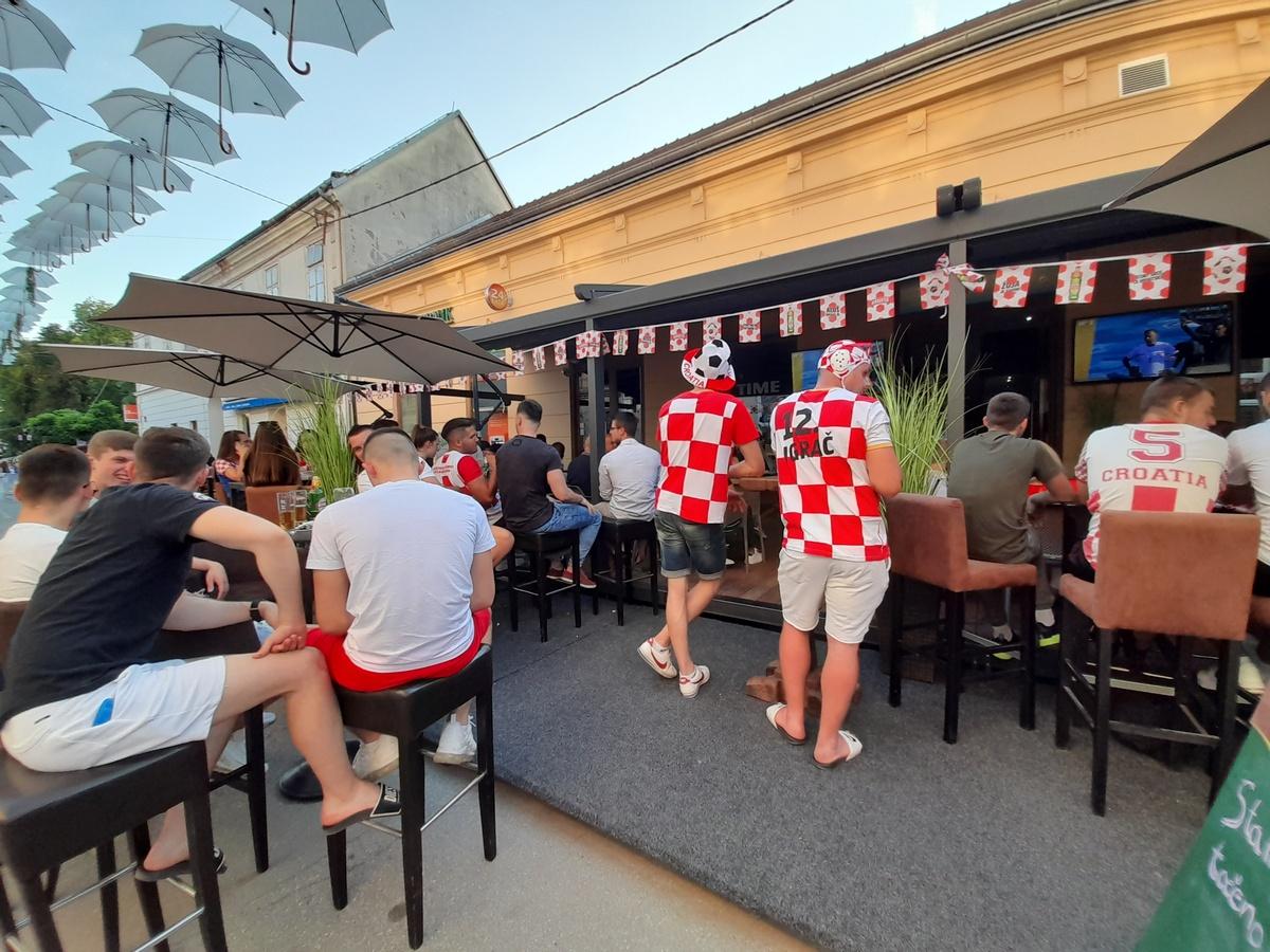 Bjelovar uz Vatrene na utakmici protiv Češke