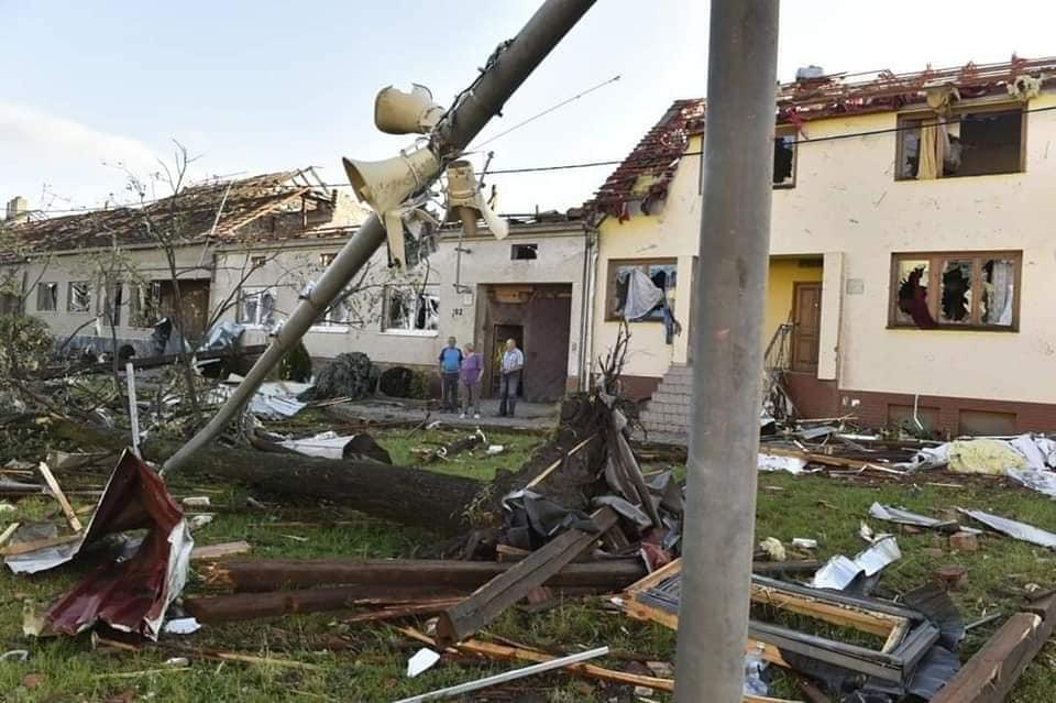 Bilek: U prijateljskoj Južnoj Moravskoj svi su u šoku, tornado je neka sela opustošio i sravnio sa zemljom!