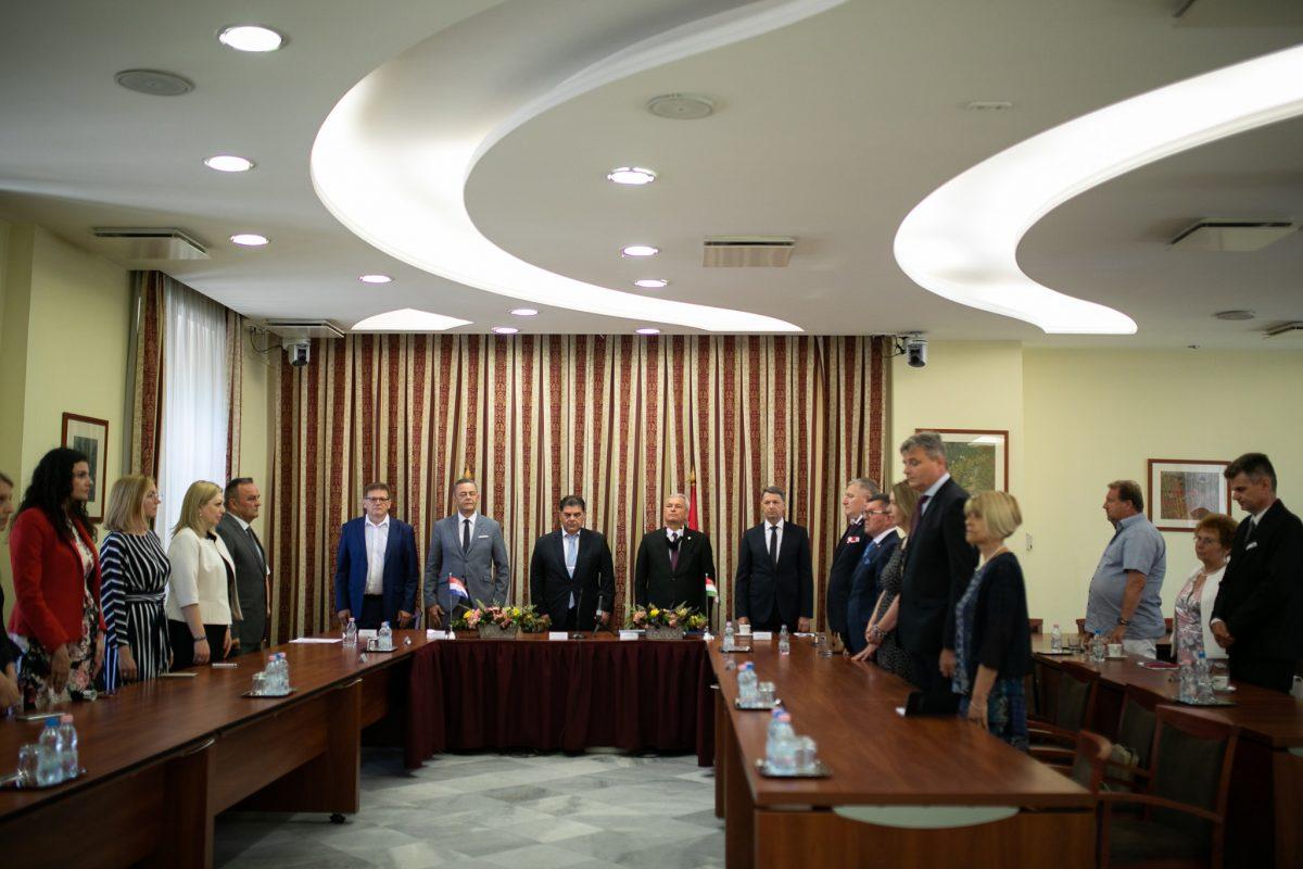 Župan u Nagykanizsi prisustvovao potpisivanju Sporazuma o međusobnoj suradnji
