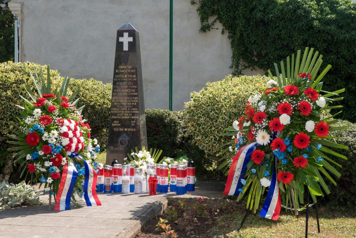 Komemoracija u čast poginulim braniteljima