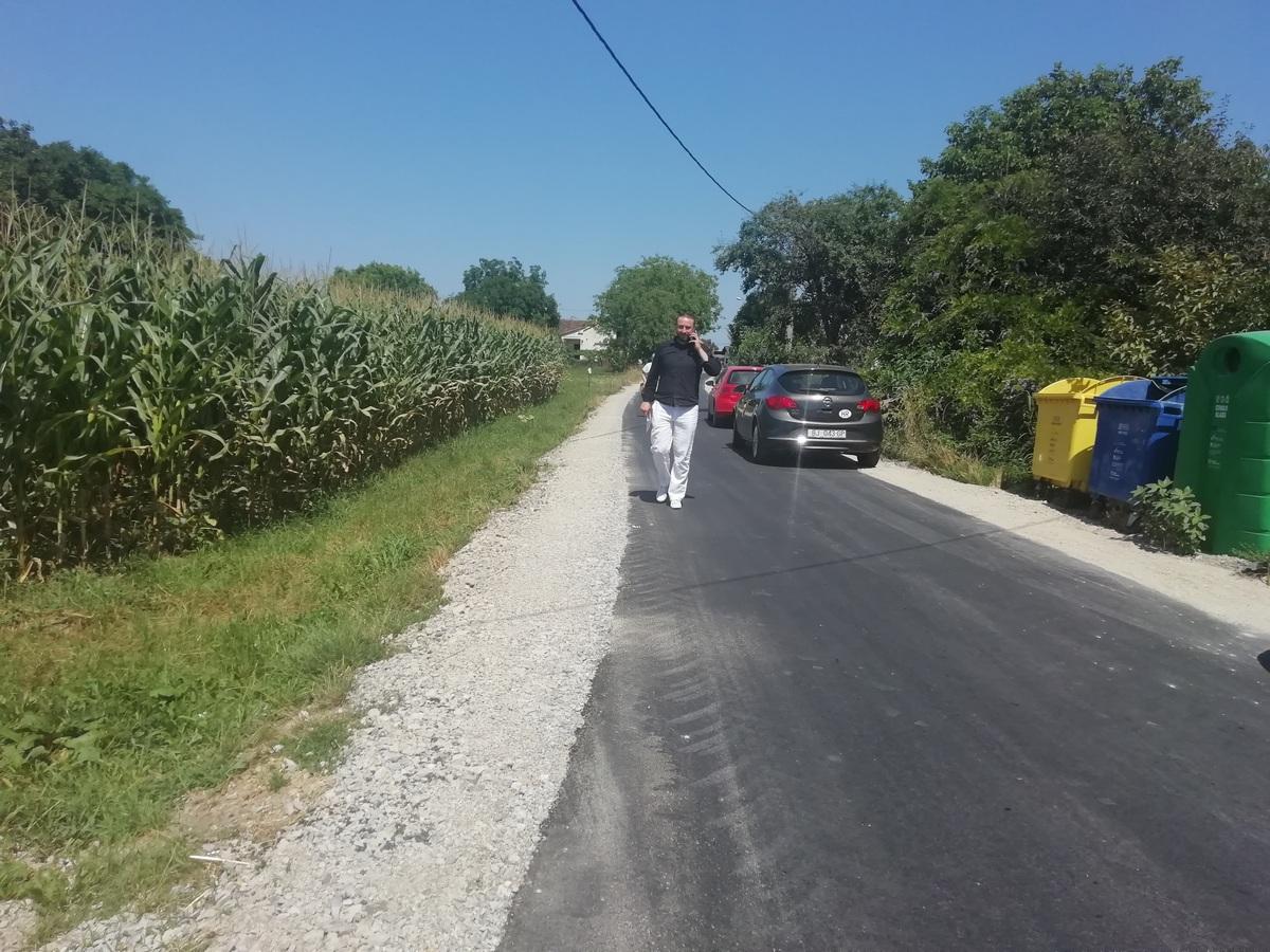 U sklopu milijunskog projekta krenulo se s asfaltiranjem ulica