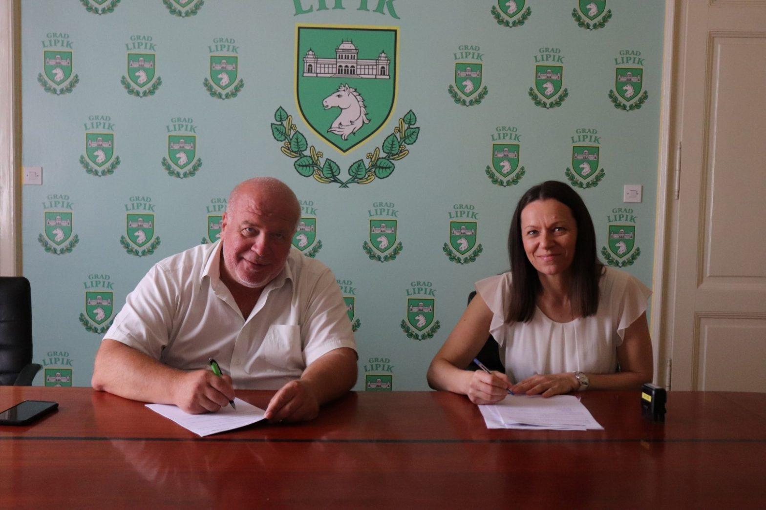 Potpisani ugovori za obnovu lječilišnog perivoja u vlasništvu Grada Lipika