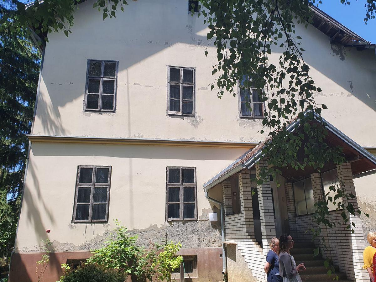 Vremešna zgrada dočekala obnovu, prvu od 1983.
