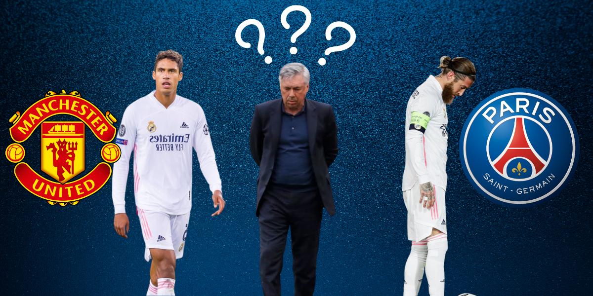 Kraljevi bez zadnjeg reda, Ancelotti u problemima