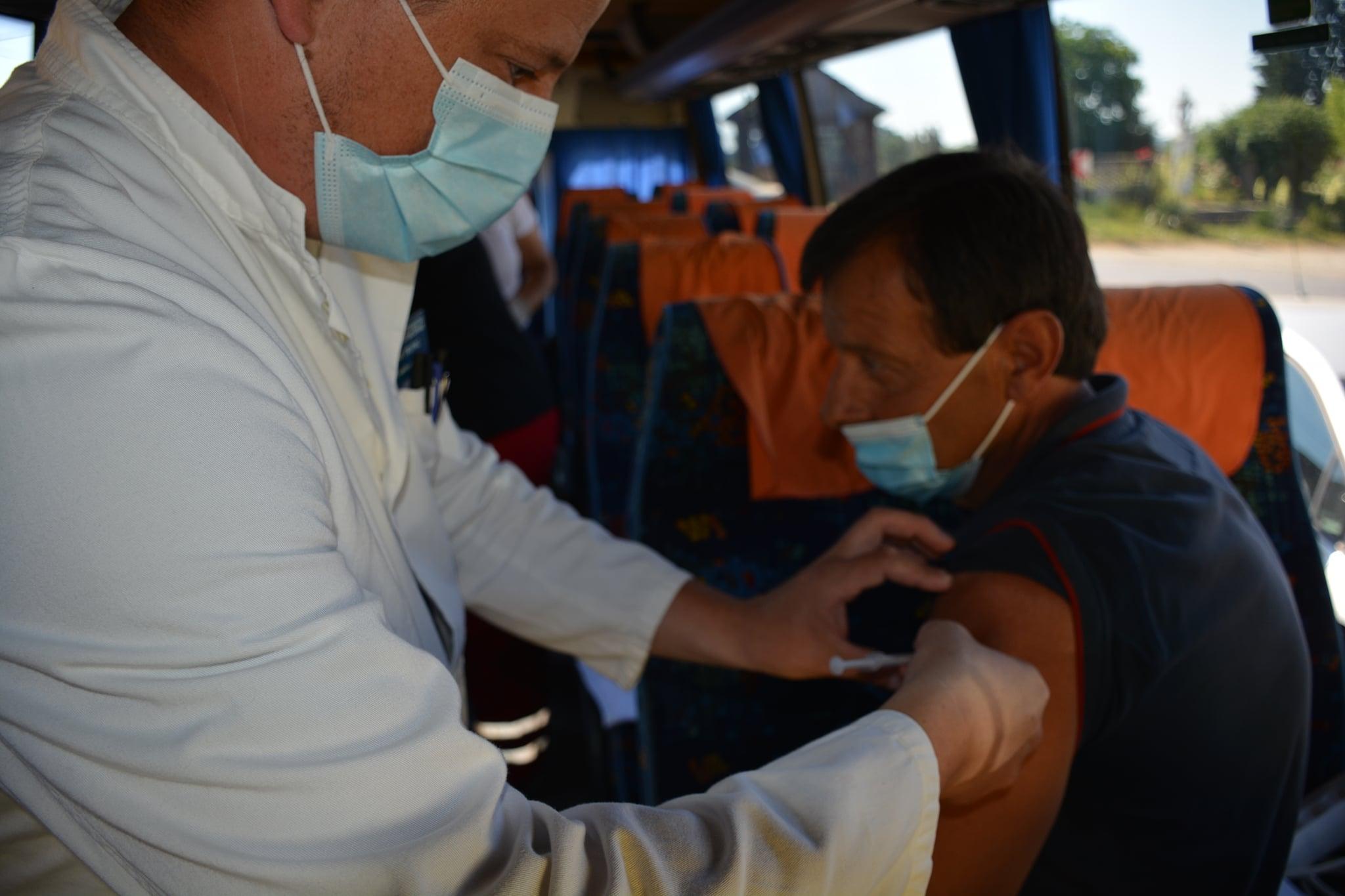 Cjepivo primilo 323 građana, kampanja se nastavlja Danima otvorenih vrata u Zavodu