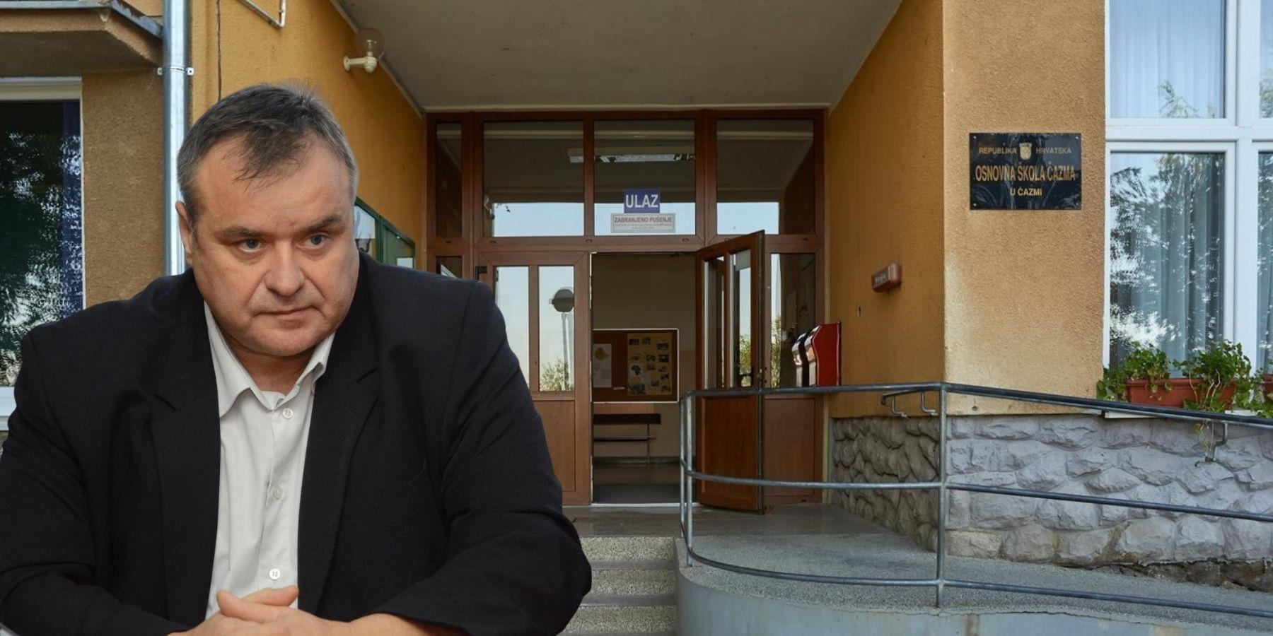'Bajs je našu osnovnu školu zakinuo za milijune, tražit ćemo Marušića da je prepusti na upravljanje Gradu!'