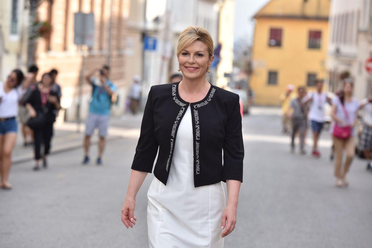 Predsjednik i premijer složili se da bi Kolinda Grabar-Kitarović bila dobar izbor za glavnu tajnicu NATO-a