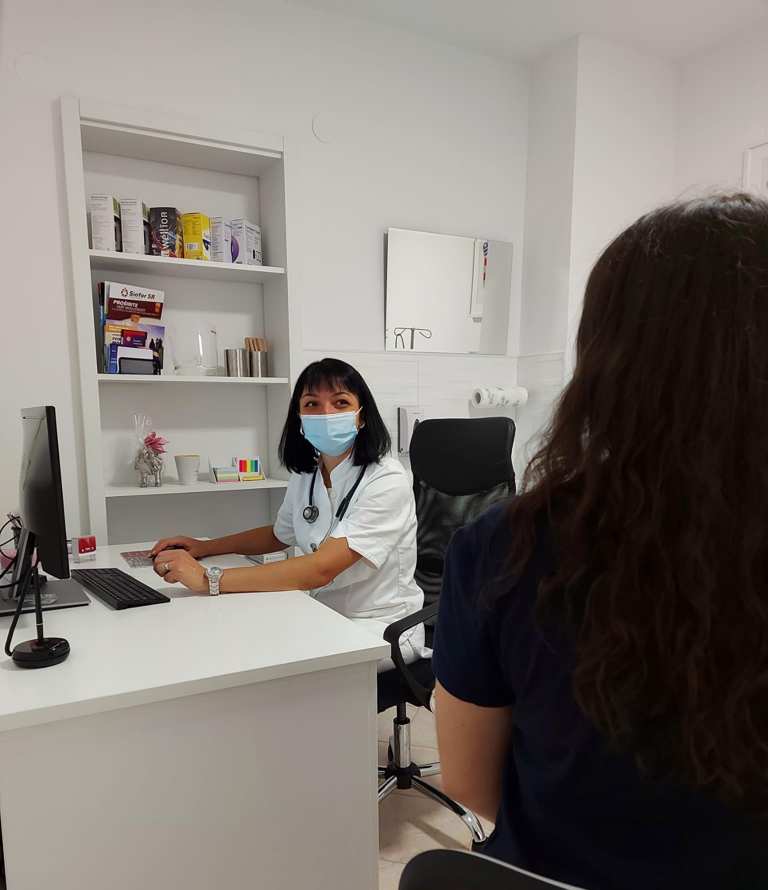 Dr. Marušić Marić: Otvorila sam ordinaciju jer želim imati vremena za svoje pacijente i dokazati im da oni nisu samo broj!