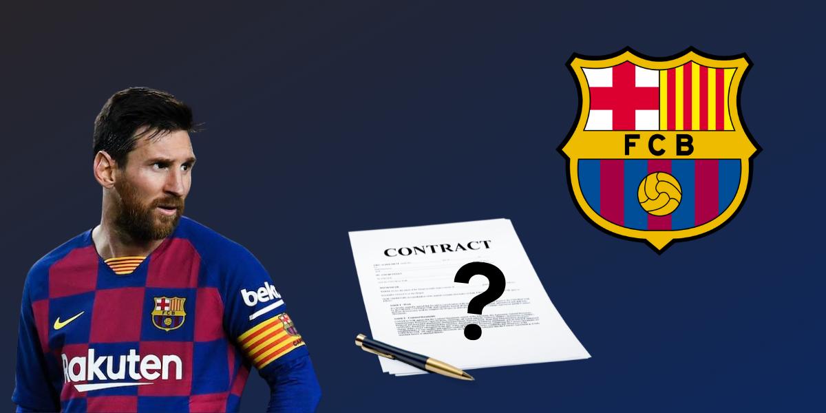 Messi više nije igrač Barcelone