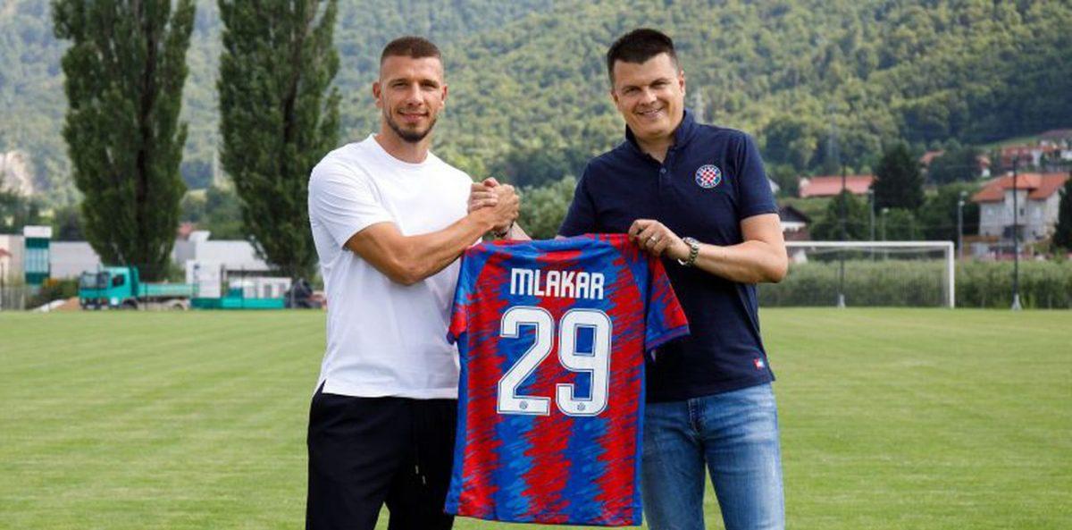 Hajduk doveo napadača iz Premier lige