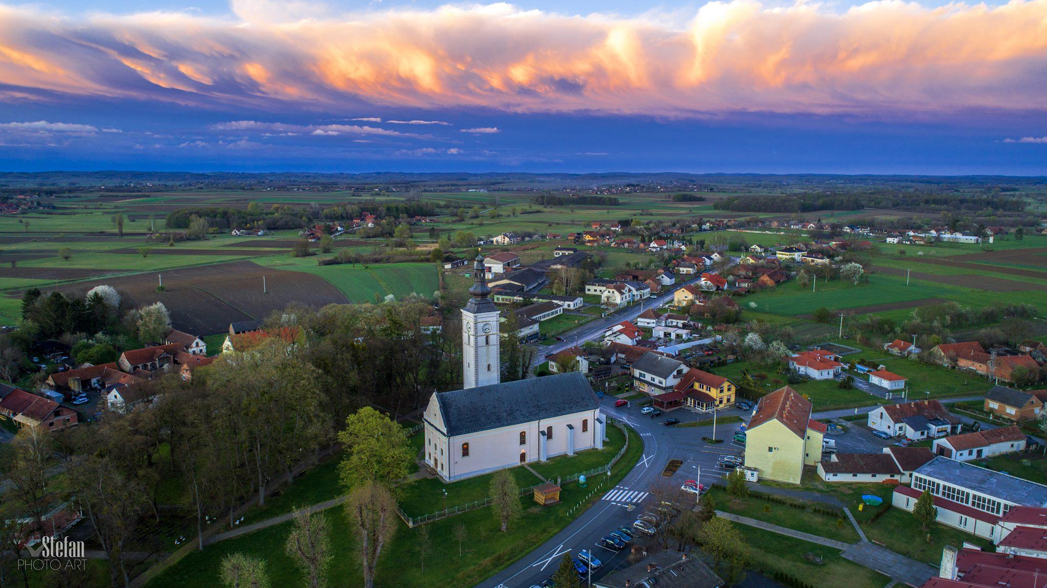 Pogledajte povijest naselja Nove Rače