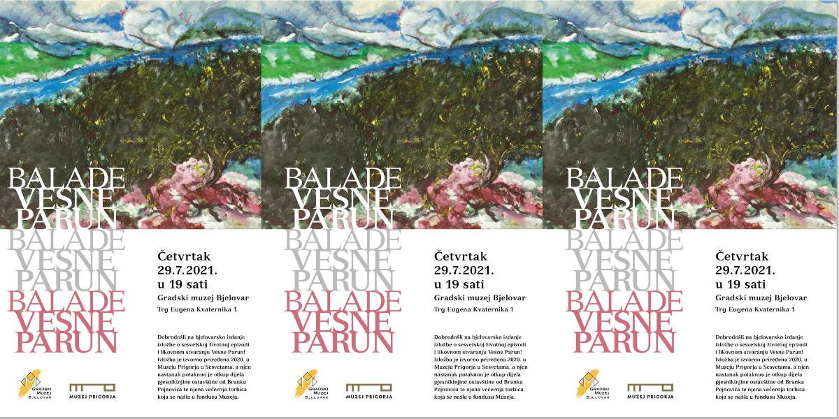 Balade Vesne Parun