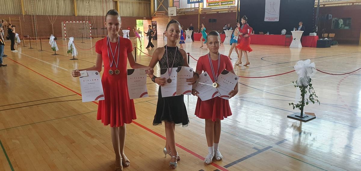 Ramona i Leon osvojili zlatne medalje, sjajni i ostali bjelovarski natjecatelji