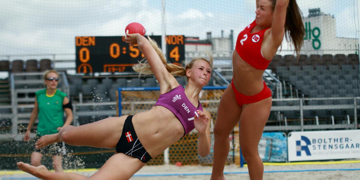 Norvežanke kažnjene jer su odbile igrati u bikini gaćicama