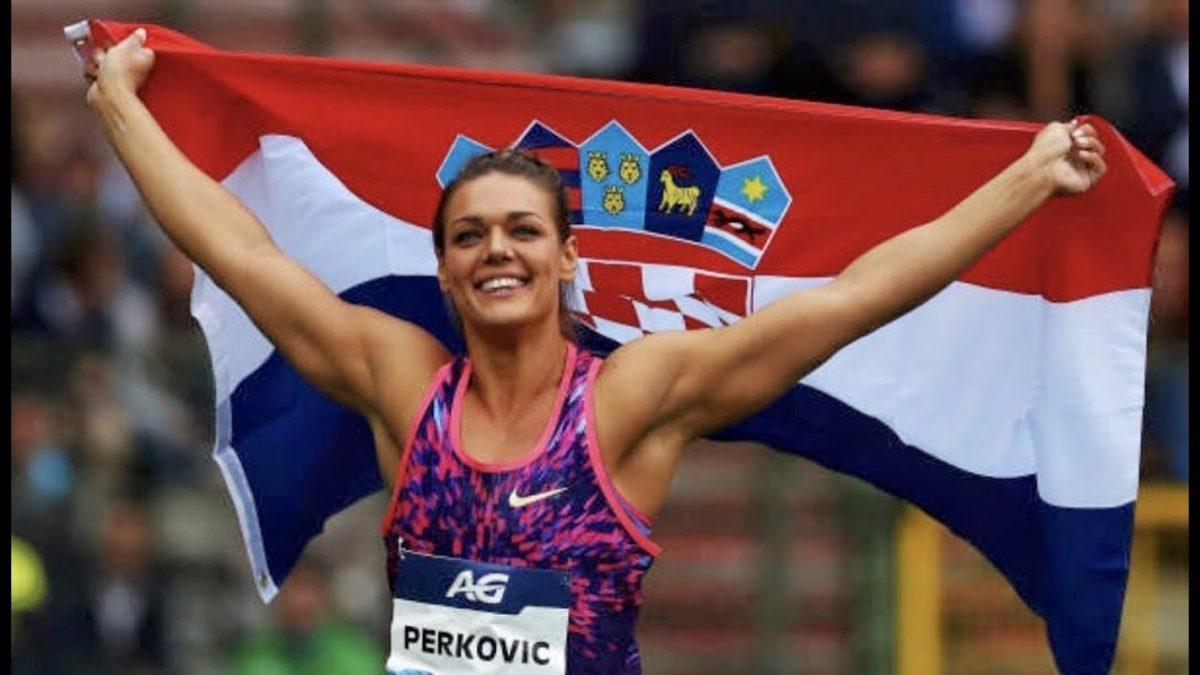 Sandra Perković prva žena koja će nositi hrvatsku zastavu na otvaranju Igara