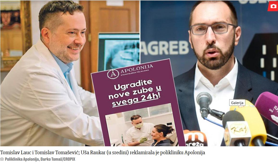Nova afera novog Bandića: Donator u kampanji u Upravno vijeće bolnice