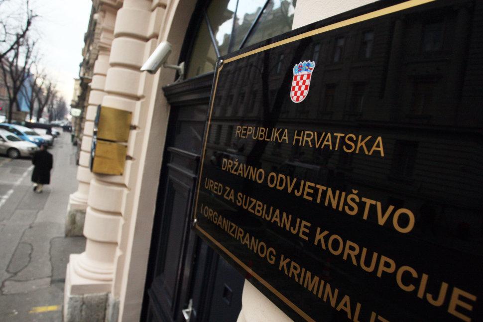 Uhićeno 8 poduzetnika i 2 zaposlenika Grada Zagreba