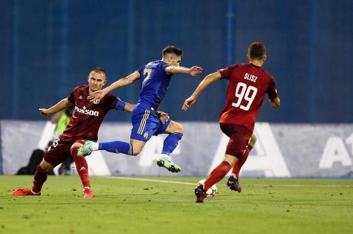 Dinamo će Ligu prvaka loviti u gostima