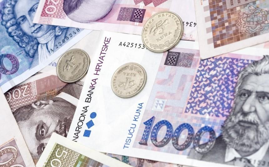 Štedljivi Hrvati u bankama drže 271 milijardu kuna