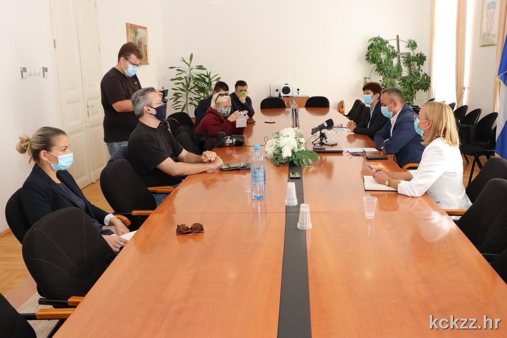 Županijski Stožer najavio jesensku shemu cijepljenja te pozvao građane da se odazovu kako bismo zadržali stabilnu epidemiološku situaciju