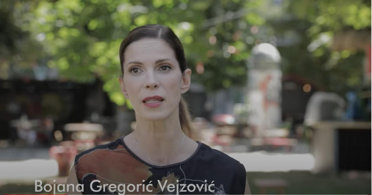 Bojana Gregorić Vejzović: Želim da moja djeca idu normalno u školu