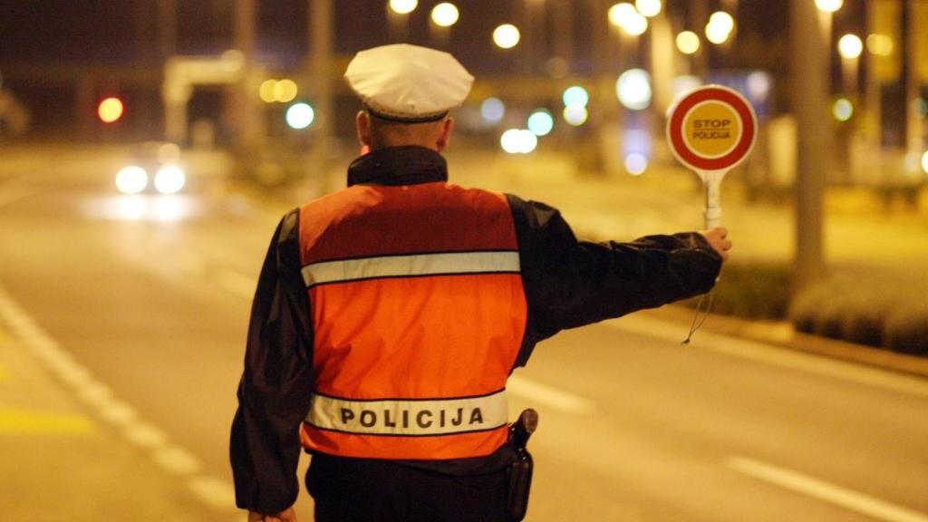 Pijanac vozio kroz Hercegovac, u Rajiću vozio 127 km/h