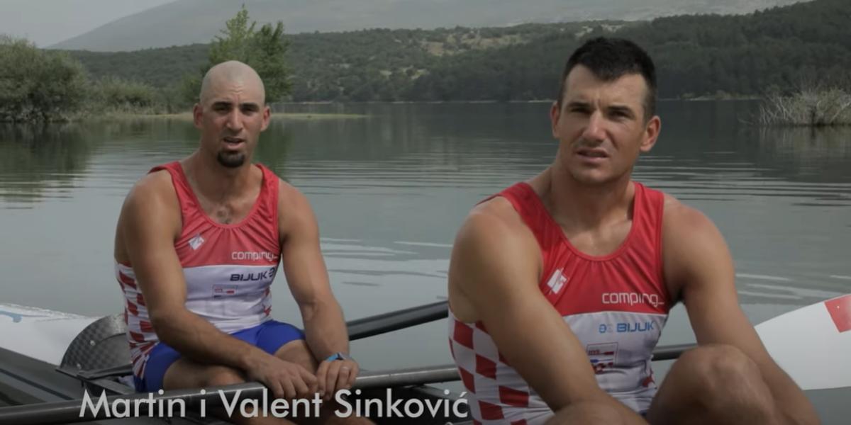 Braća Sinković: Mi smo odabrali cijepljenje i nismo požalili