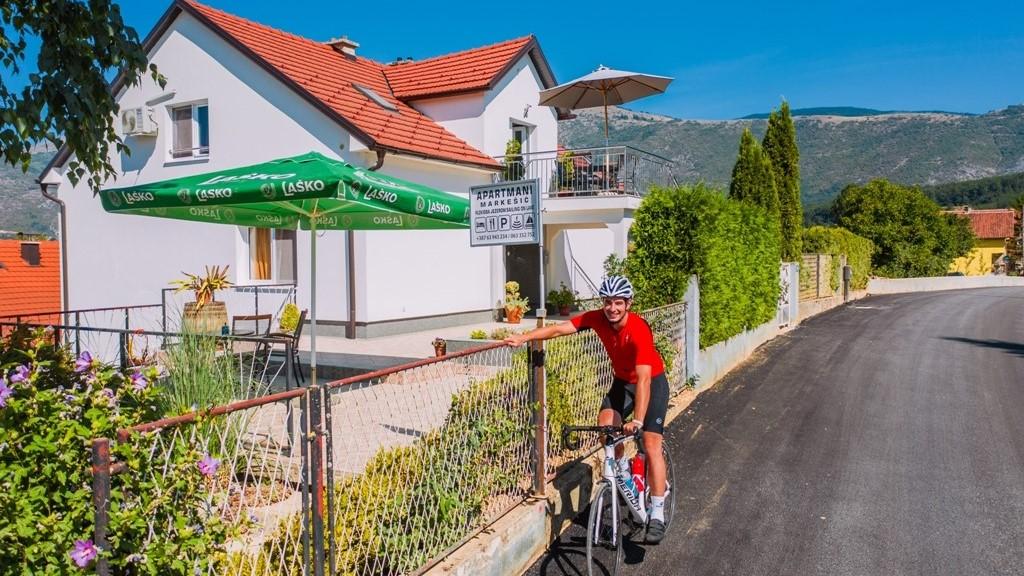 Biciklom iz Rovišća do djedovine u Rami u BiH za dva dana