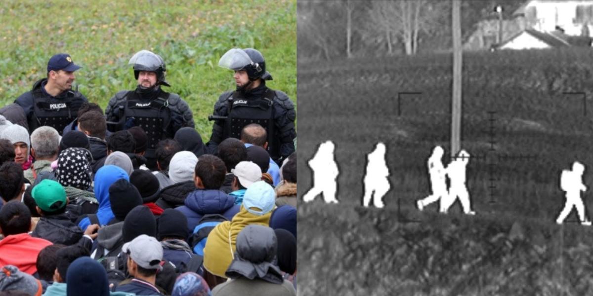 Hrvatska prva uvodi nadzor postupanja policije s migrantima
