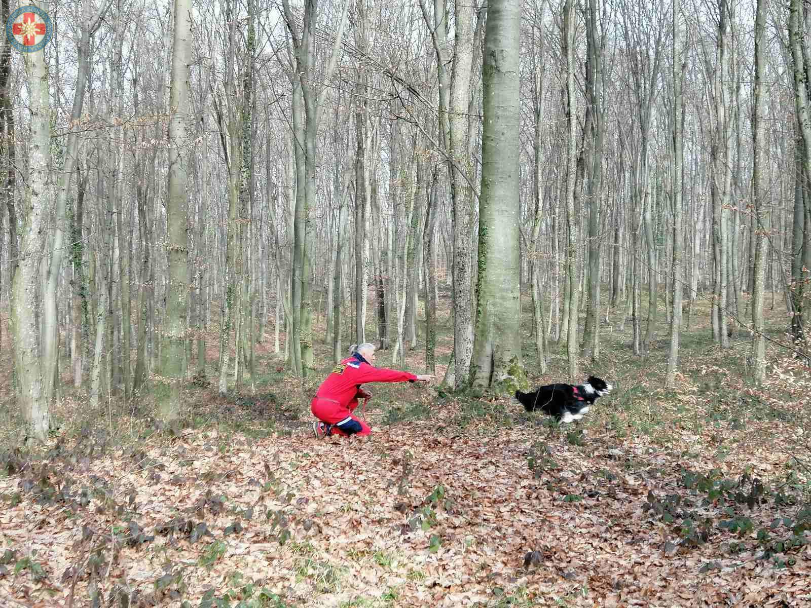 Potražni pas u Bjelovaru pronašao nestalog muškarca, no konačan ishod sve je rastužio