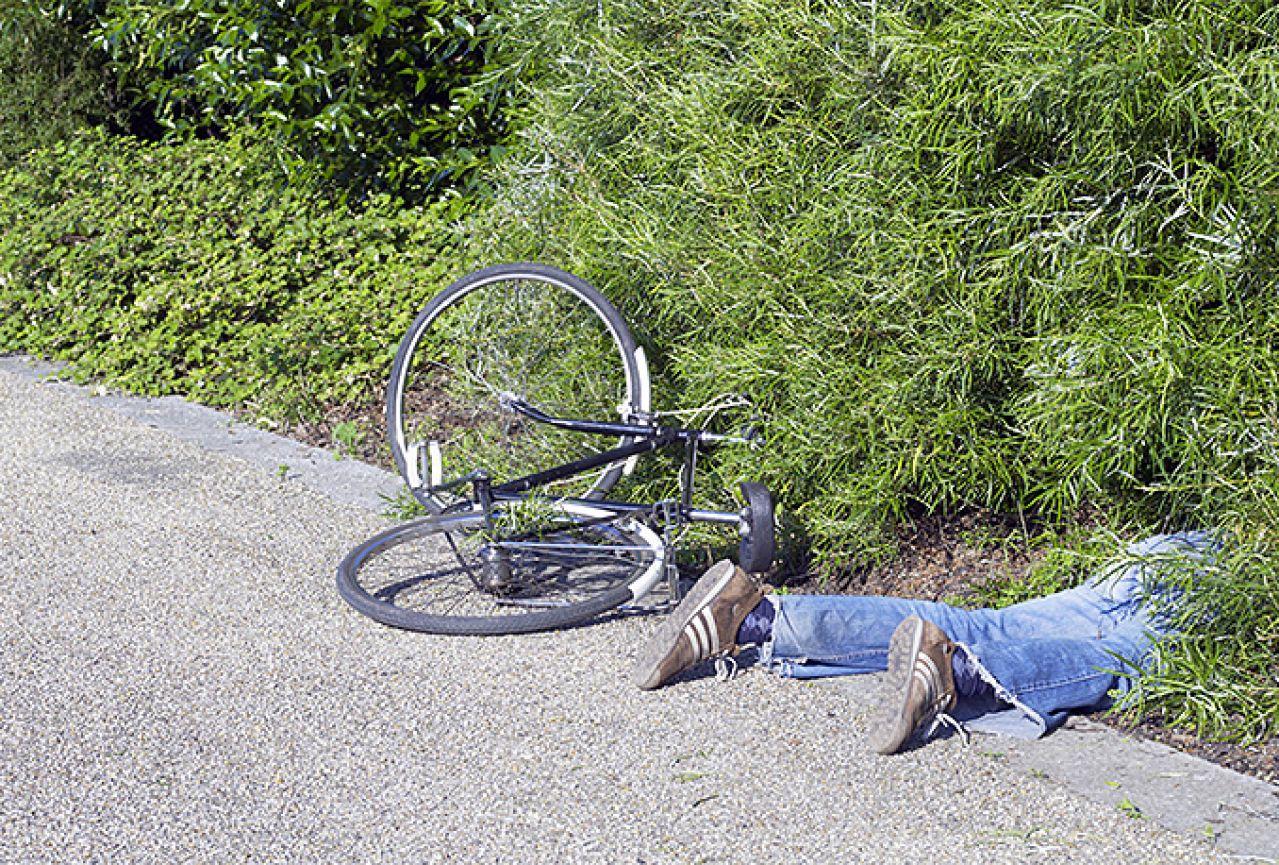 Vozio bicikl s dozom alkohola u krvi od koje je mogao umrijeti