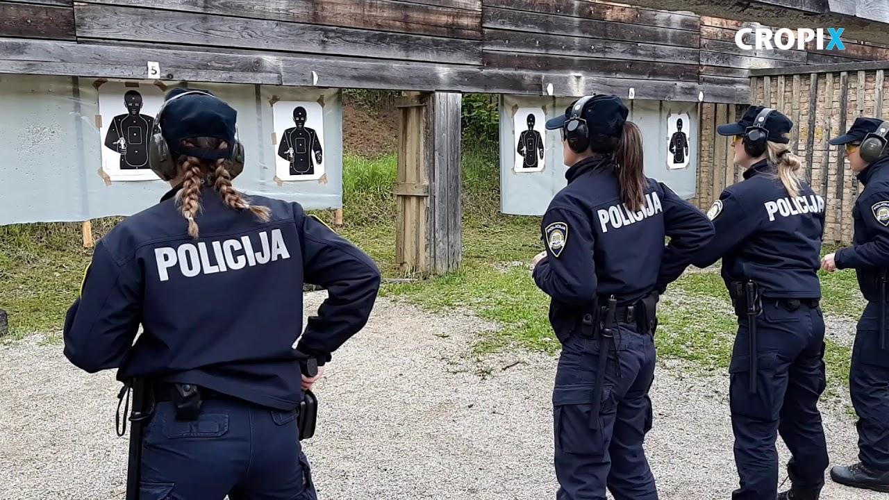 Srednjoškolci, upišite se u treći razred u Policijsku školu i postanite policajka/policajac