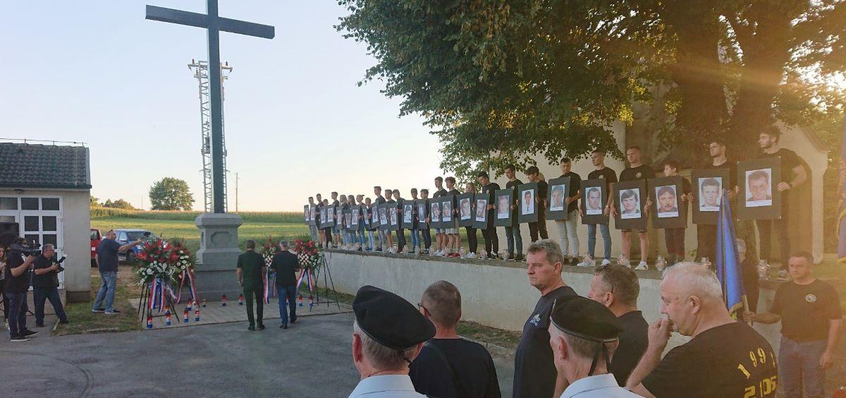 Marušić: Na nama mladima je dokazati da žrtve branitelja nisu bile uzaludne