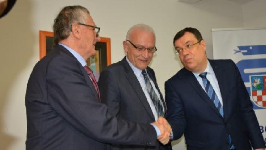Je li gradnja bolnice razlog interesa DORH-a za istragu u Županiji?