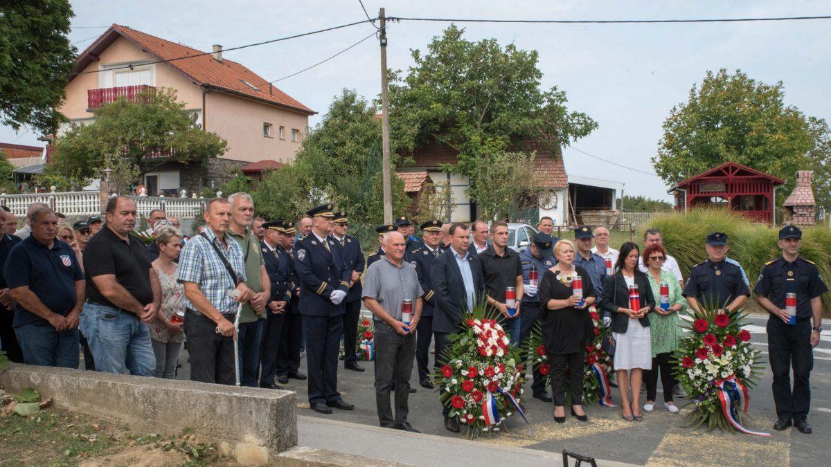 Daruvar obilježio 30. obljetnicu Domovinskog rata i Dan branitelja