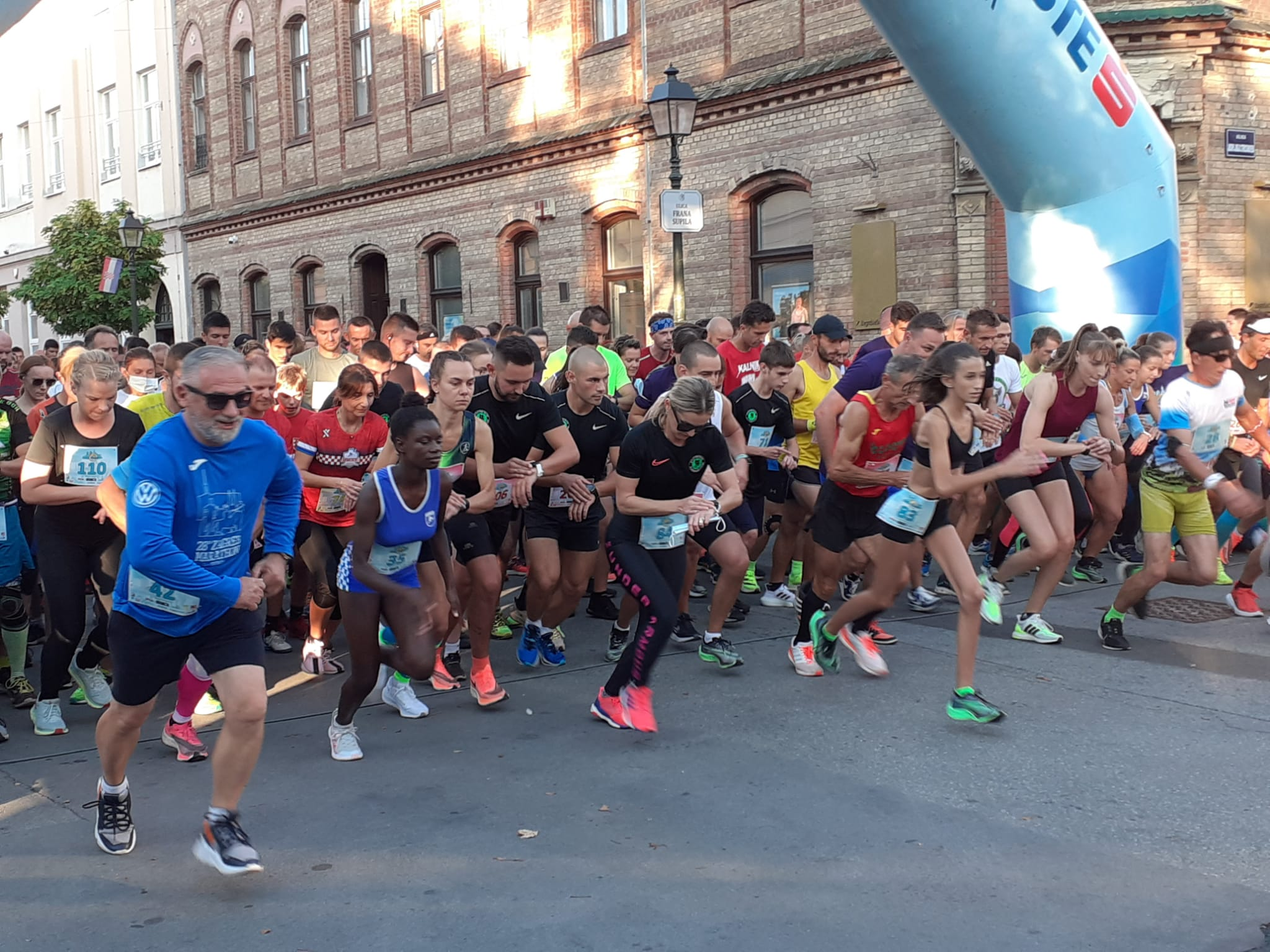 Bjelovarčani jedva dočekali popularnu utrku Fun Run