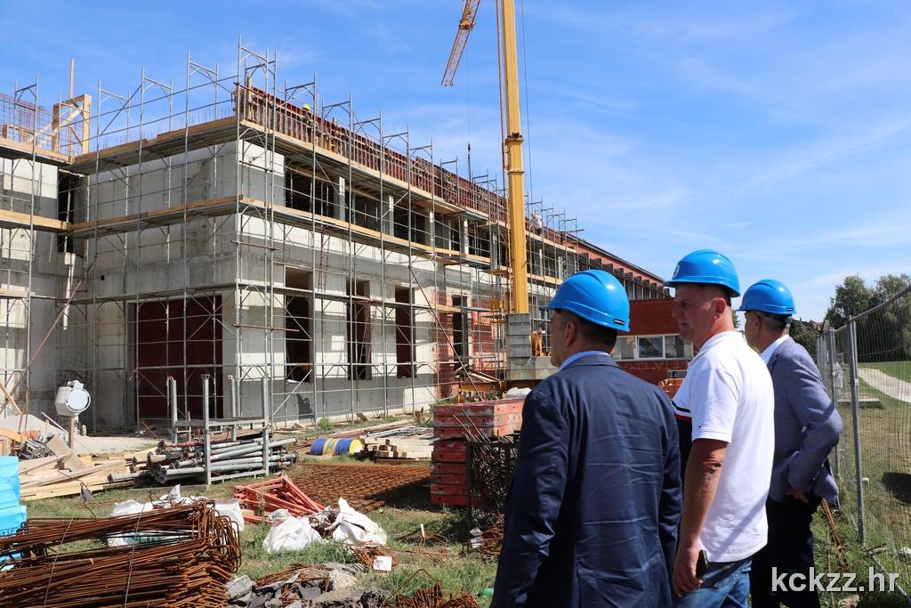 Napreduju radovi na projektu vrijednom 8,6 milijuna kuna