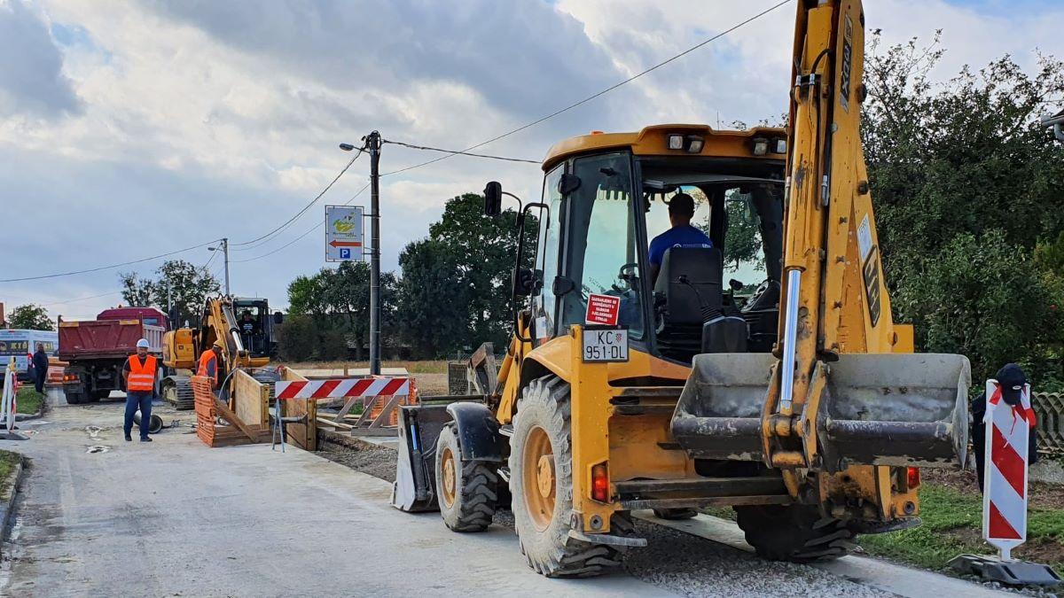 Rekonstrukcija kanalizacije na korzu trebala bi biti dovršena do kraja godine
