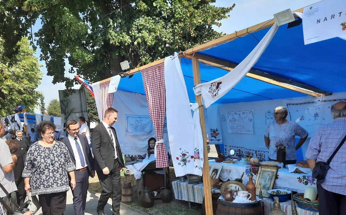 Marušić Štefoviću obećao županijsku potporu u općinskim projektima