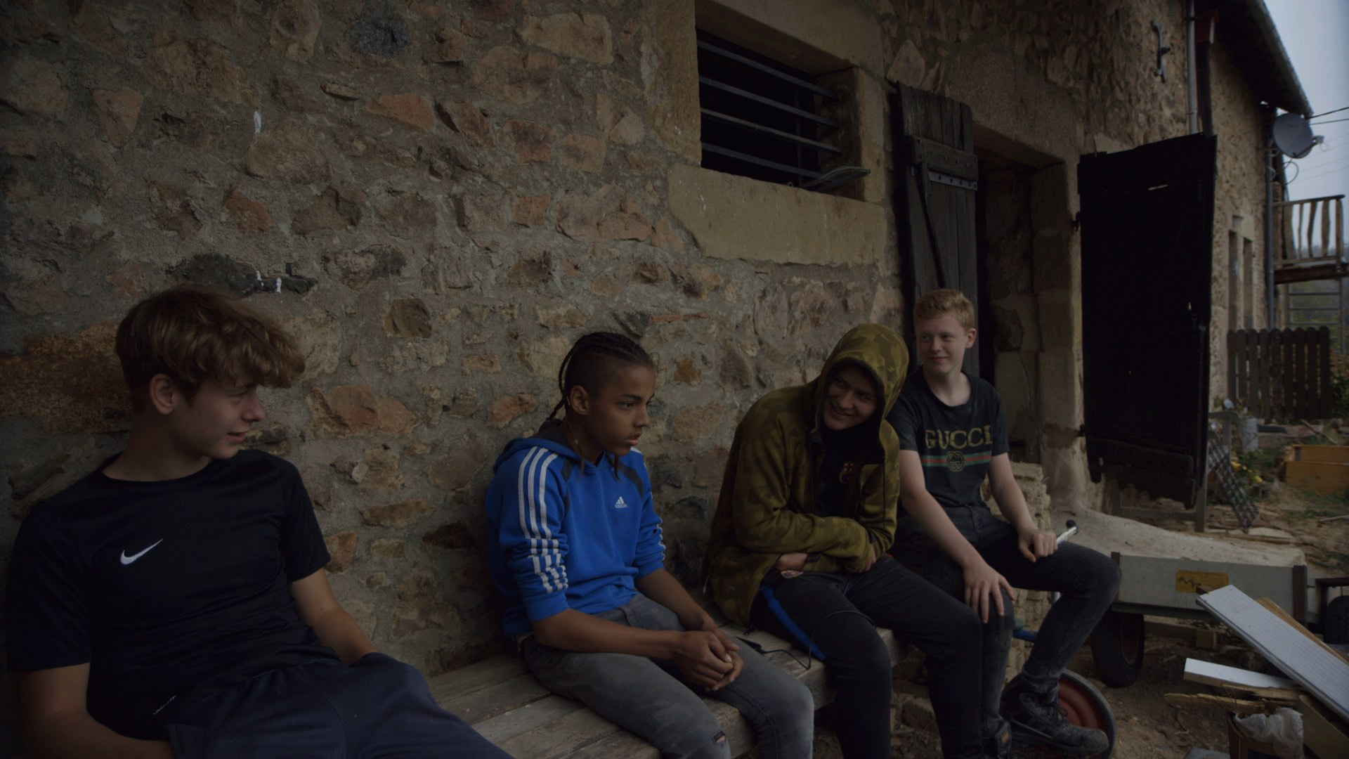 Večeras na rasporedu nizozemski film 'Derišta' i zanimljivo predavanje o jeziku